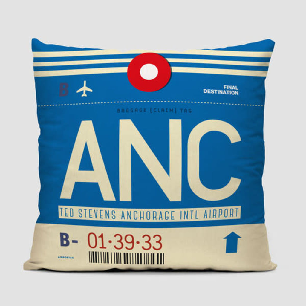 ANC Pillow Cover
