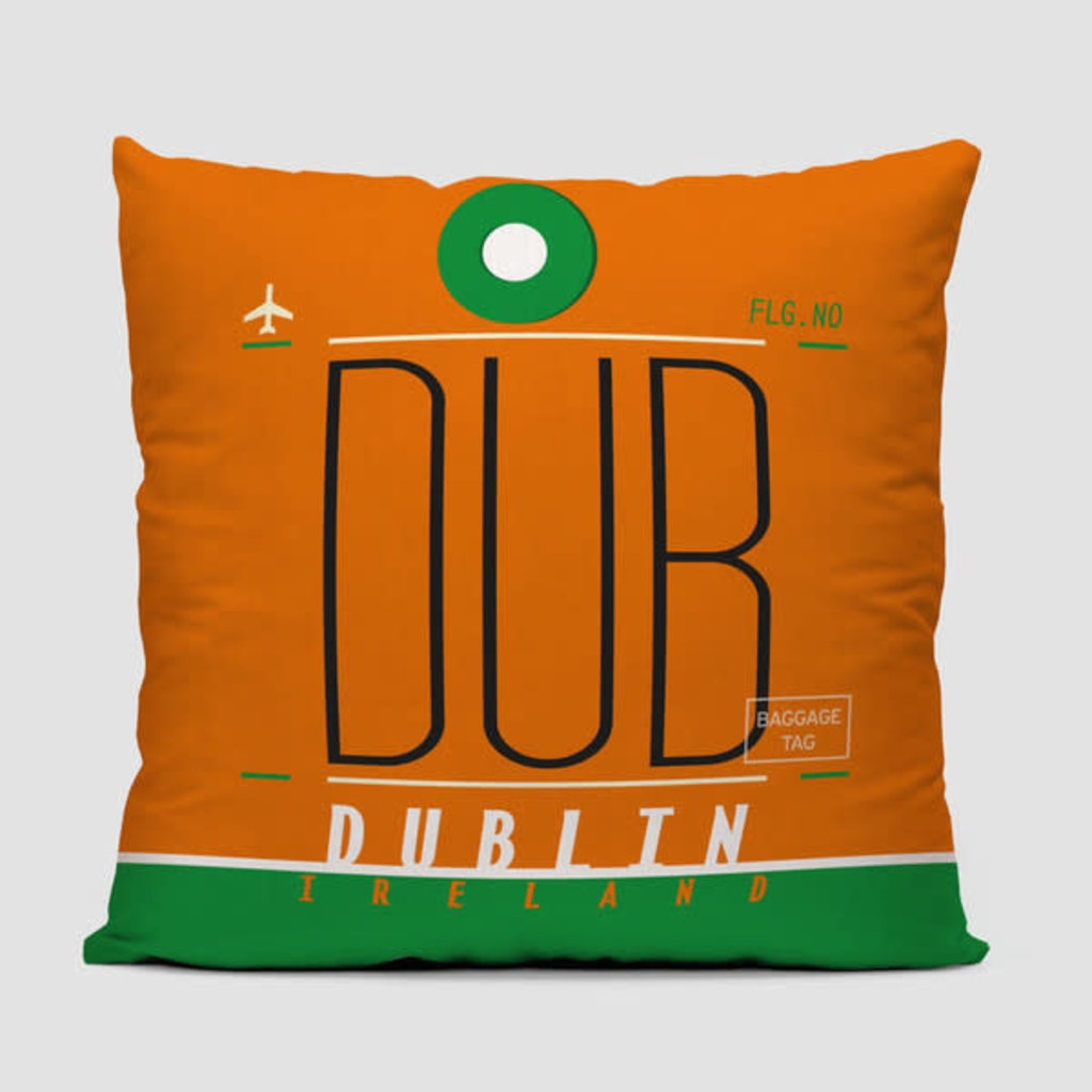DUB Pillow Cover