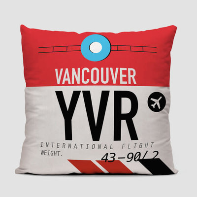 YVR Pillow Cover