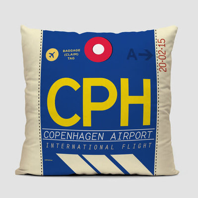 CPH Pillow Cover