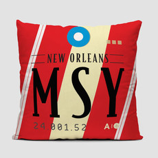 MSY Pillow Cover