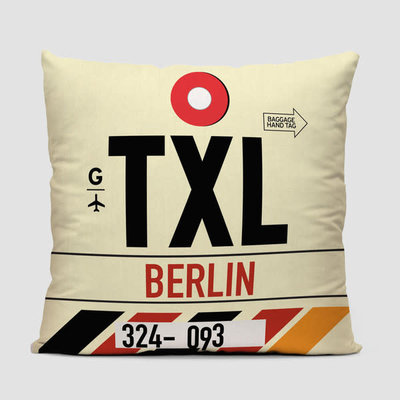 TXL Pillow Cover