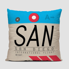 SAN Pillow Cover