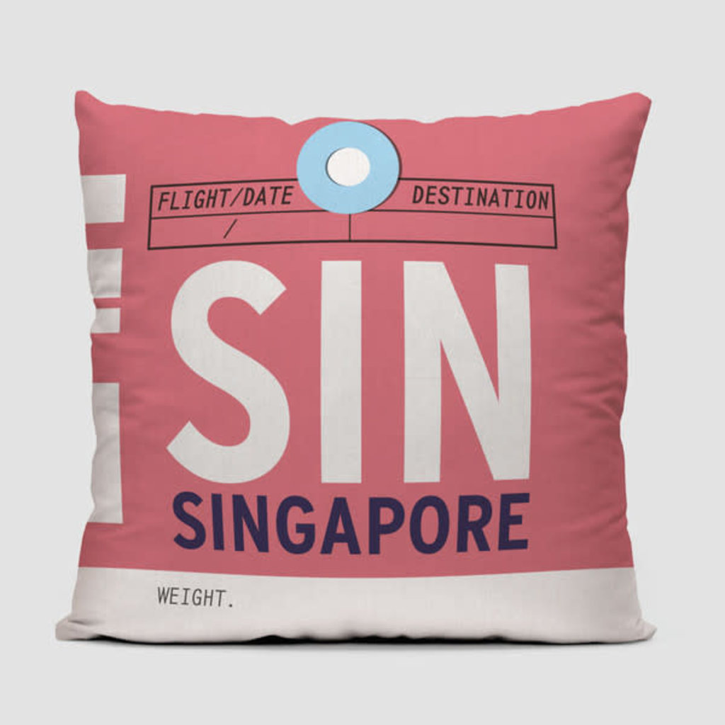 SIN Pillow Cover