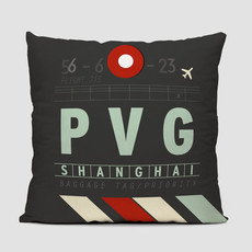 PVG Pillow Cover