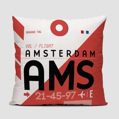 AMS Pillow Cover