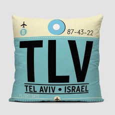 TLV Pillow Cover