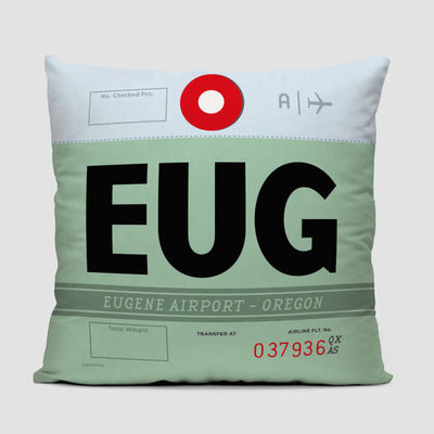 EUG Pillow Cover