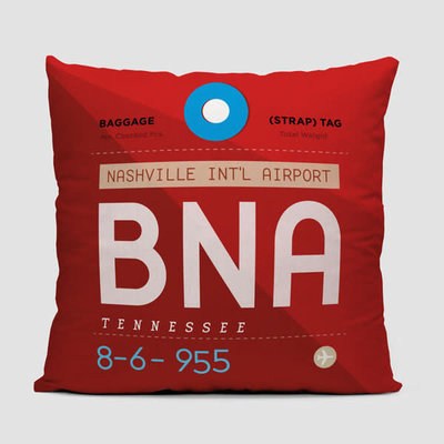 BNA Pillow Cover