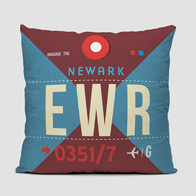 EWR Pillow Cover