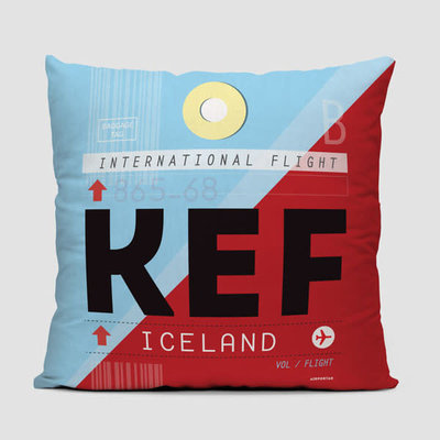KEF Pillow Cover