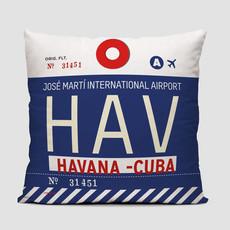 HAV Pillow Cover