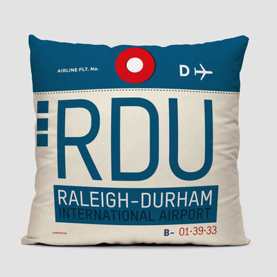 RDU Pillow Cover