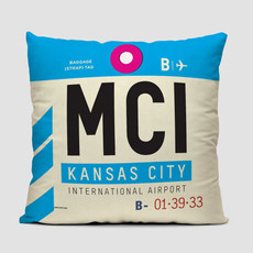 MCI Pillow Cover