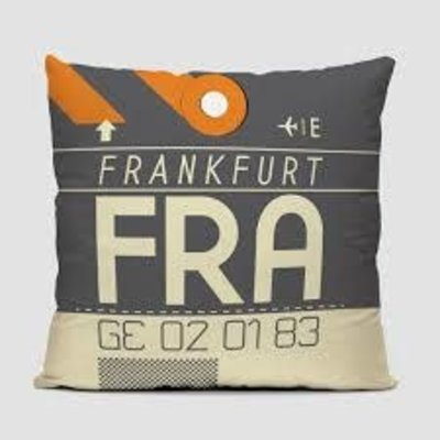 FRA Pillow Cover