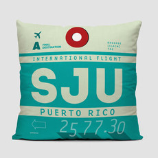SJU Pillow Cover