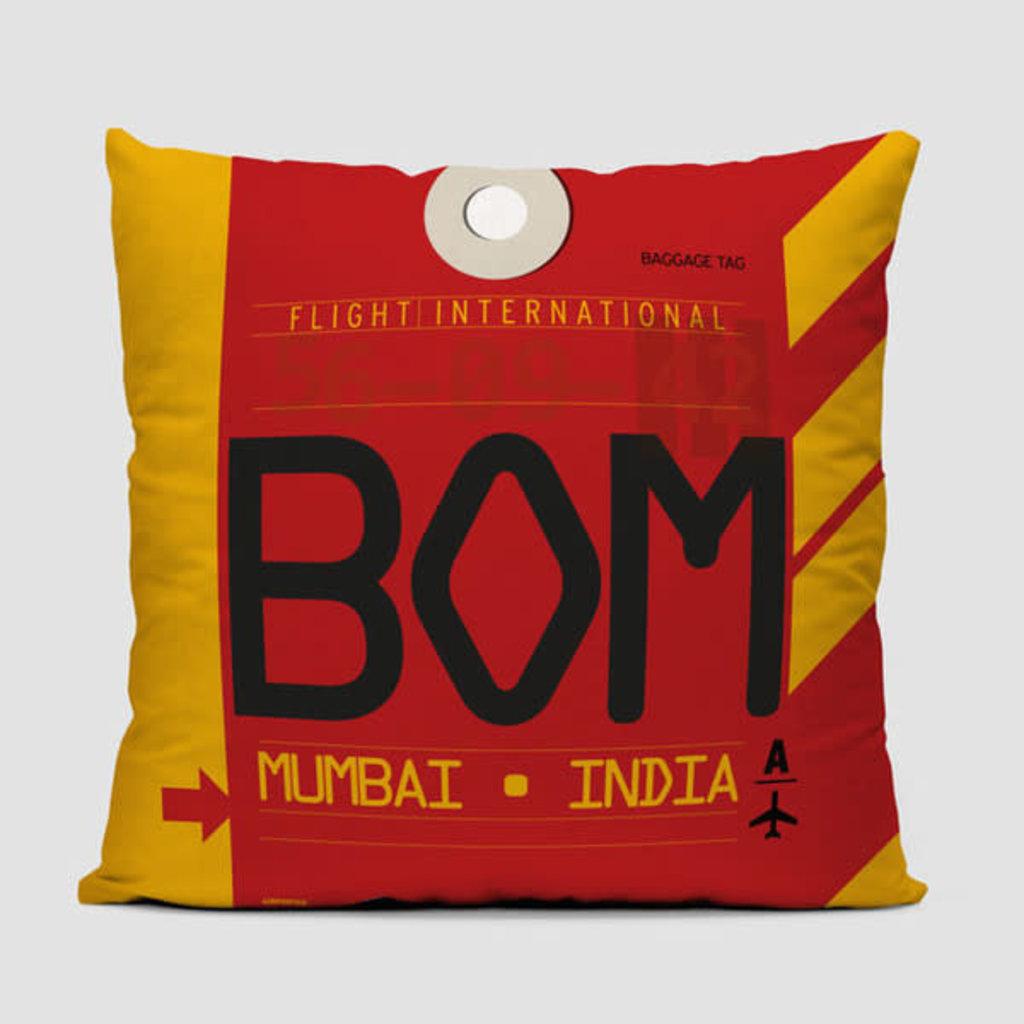 BOM Pillow Cover