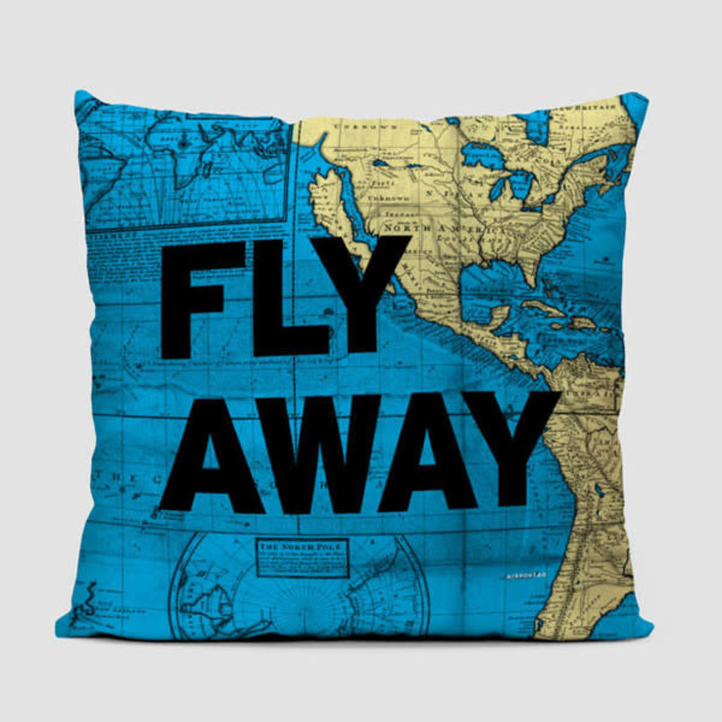 Fly Away Pillow Cover
