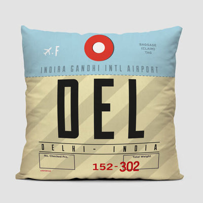 DEL Pillow Cover