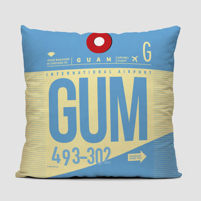GUM Pillow Cover