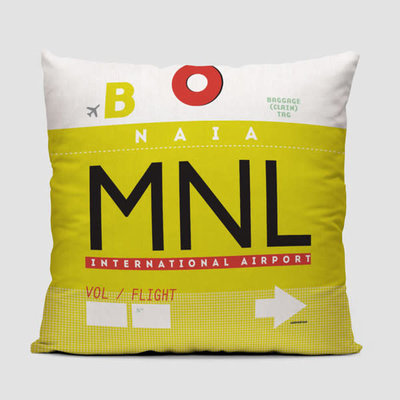 MNL Pillow Cover