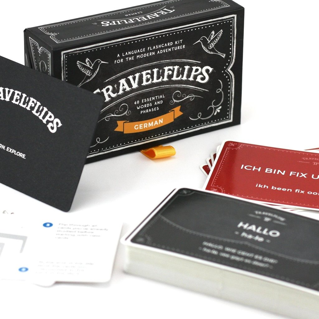 TravelFlips Standard Edition GERMAN
