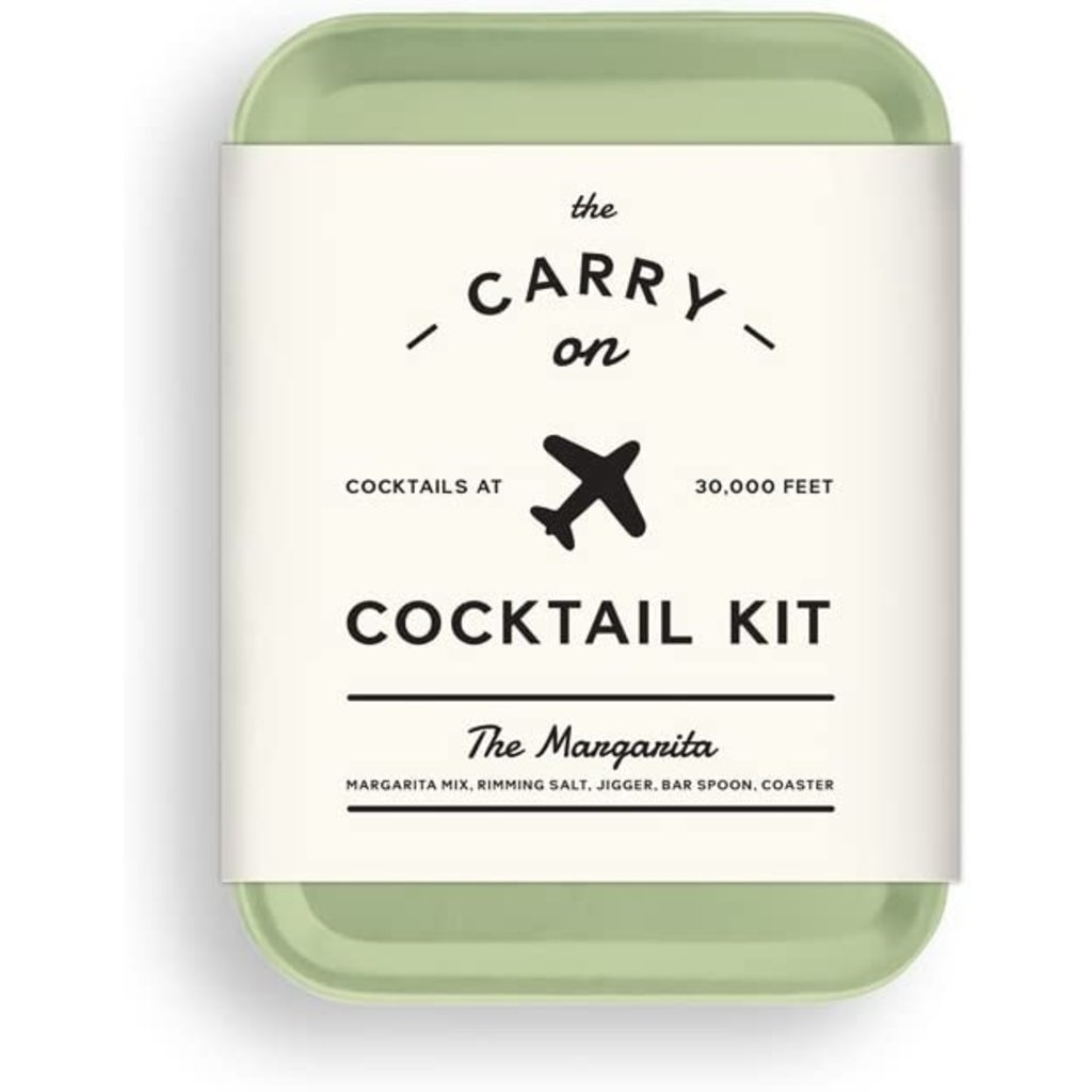 The Carry On Cocktail Kit - The Margarita