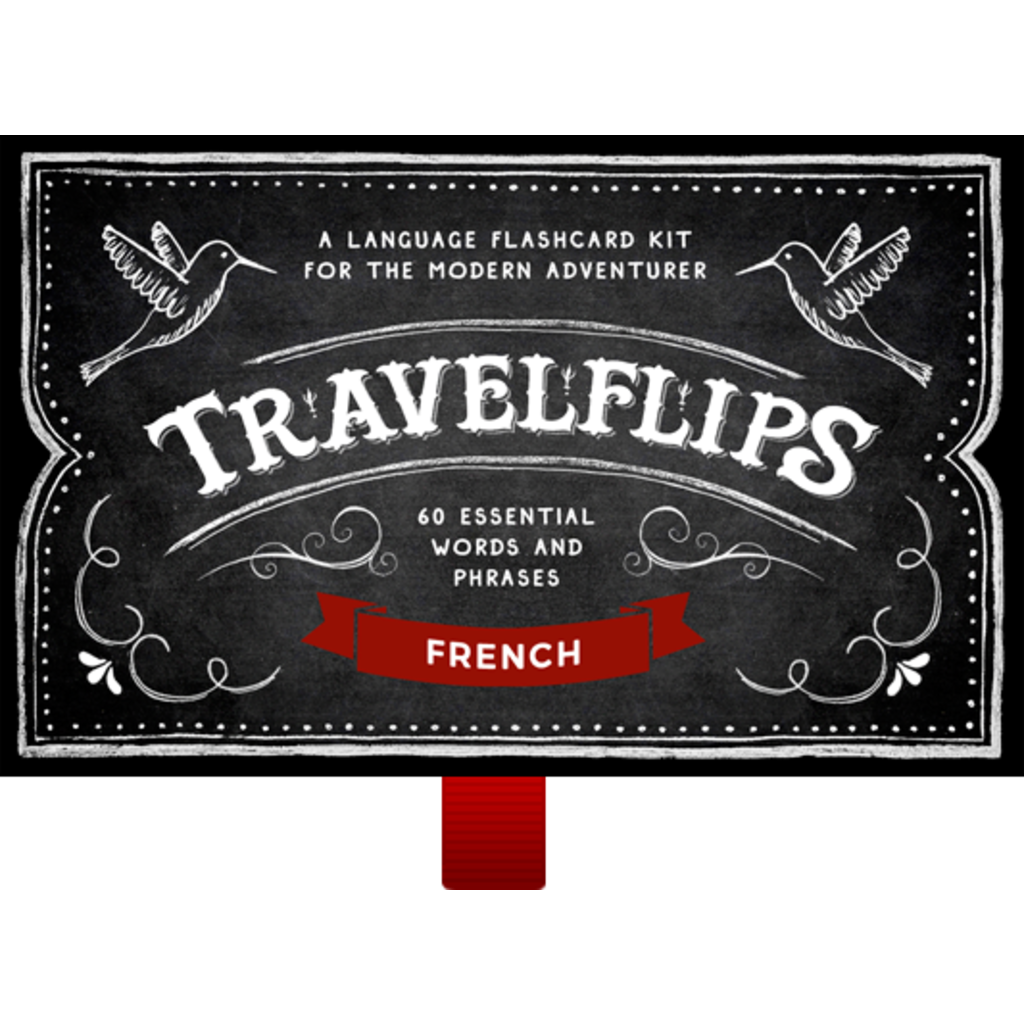 TravelFlips Standard Edition FRENCH