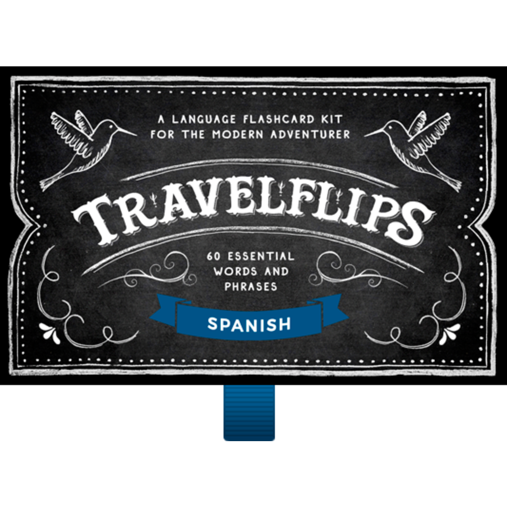 TravelFlips Standard Edition SPANISH