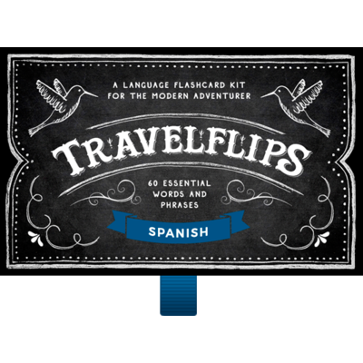 TravelFlips Standard Edition SPANISH