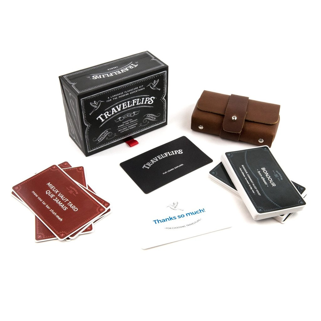TravelFlips DELUXE Edition FRENCH