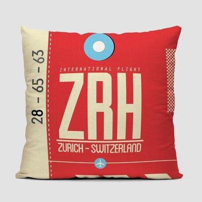 ZRH Pillow Cover