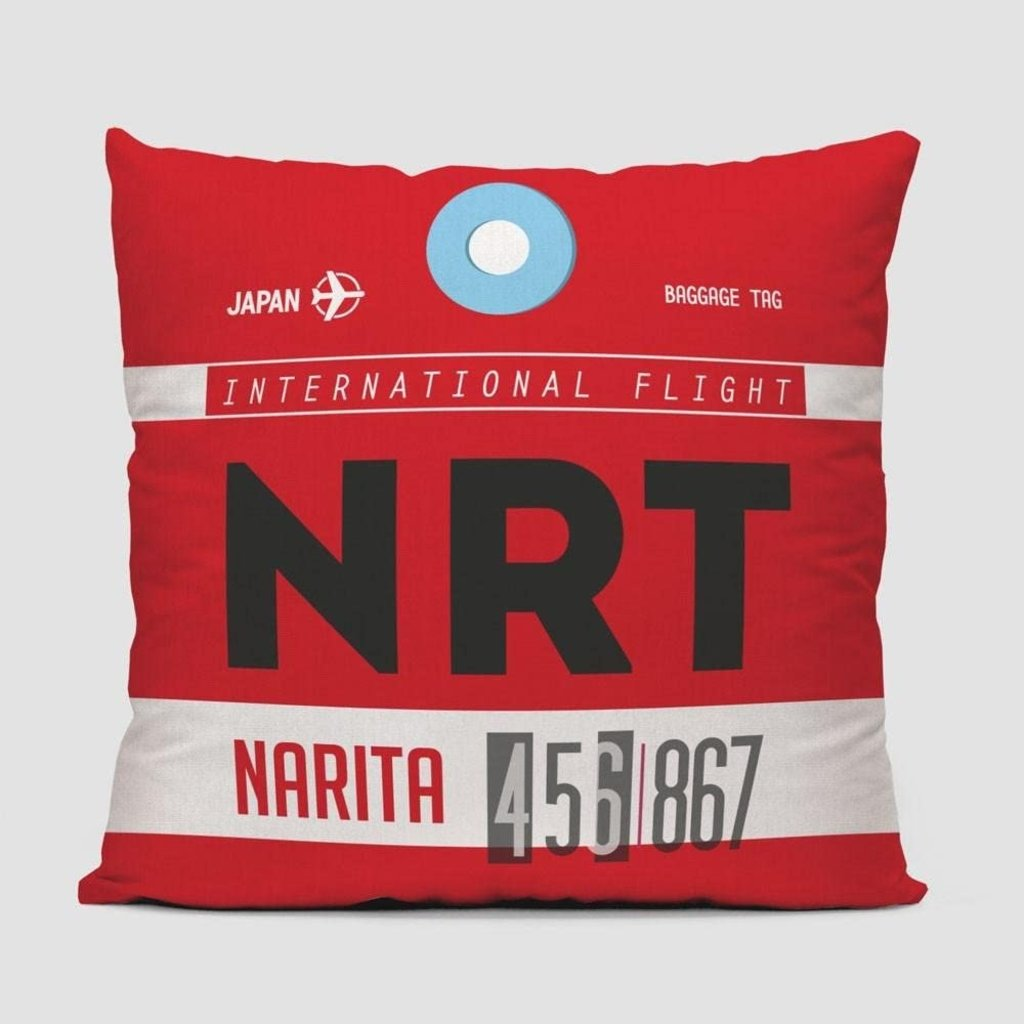 NRT Pillow Cover