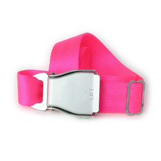 SkyBelt w/buckle Hollywood-Neon Pink