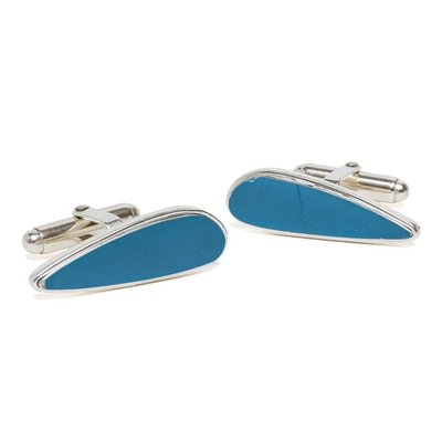 Pan Am 707 Wing Rib Cuff-Links Authentic