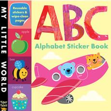 ABC Travel Sticker Book