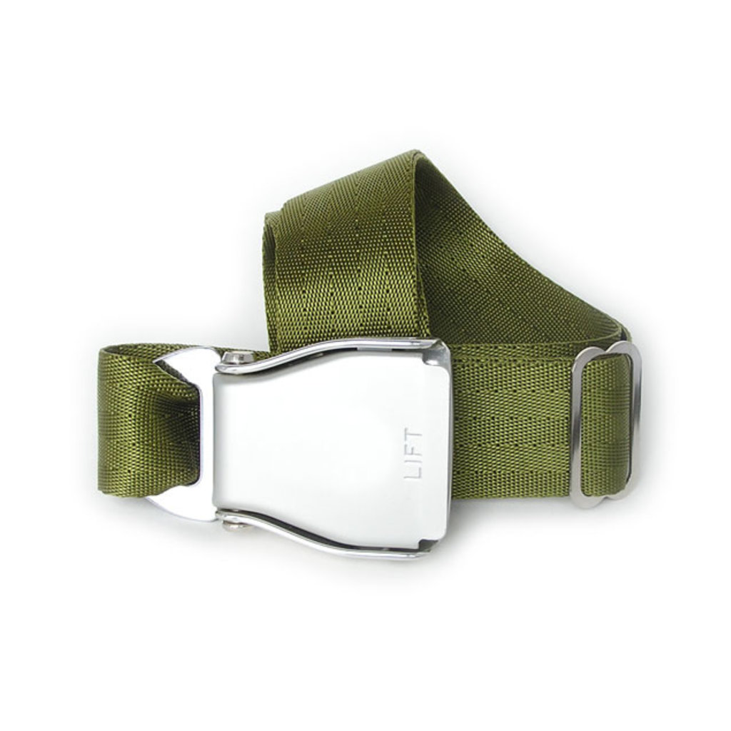 SkyBelt w/buckle Tahoe- Olive Drab