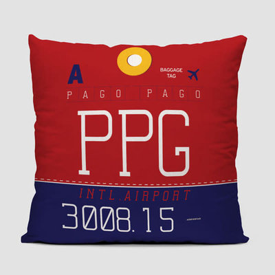PPG Pillow Cover