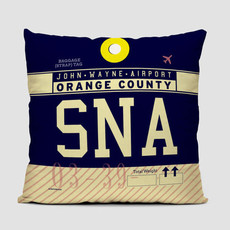 SNA Pillow Cover