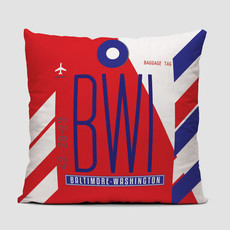 BWI Pillow Cover