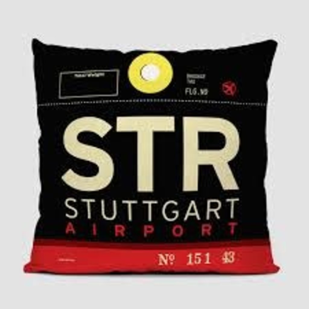 STR Pillow Cover
