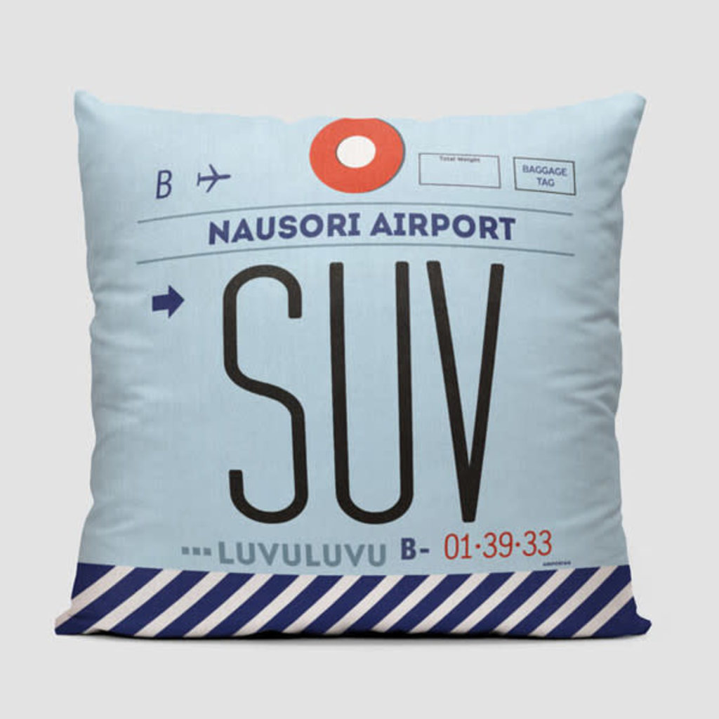SUV Pillow Cover