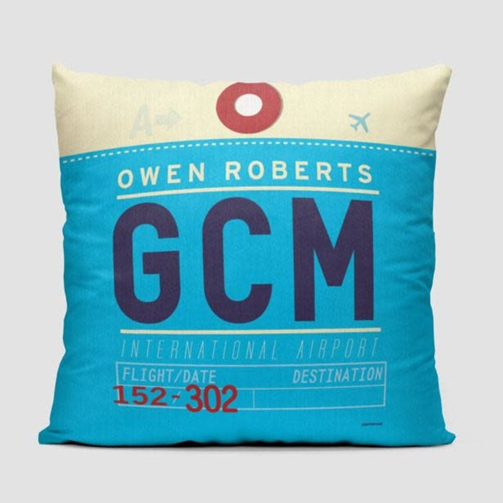 GCM Pillow Cover