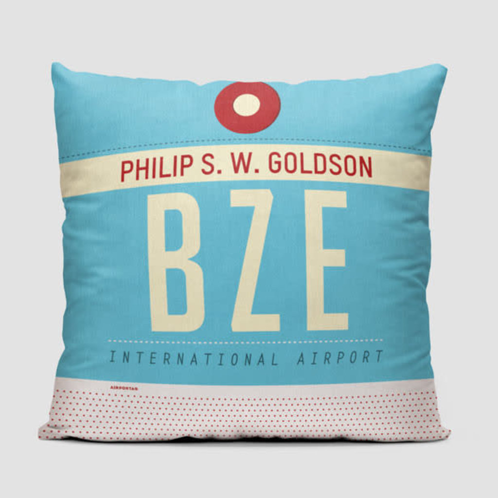 BZE Pillow Cover