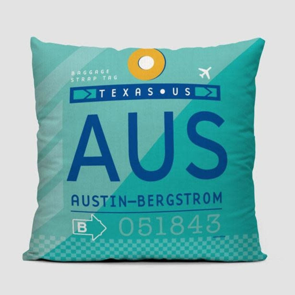AUS Pillow Cover