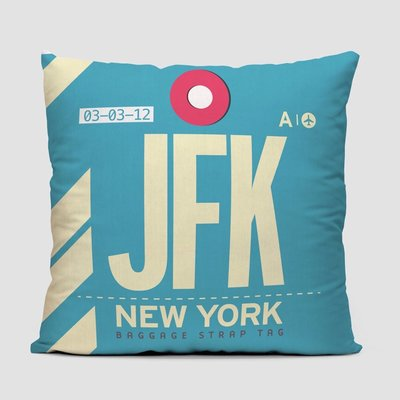 JFK Pillow Cover