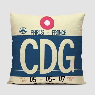 CDG Pillow Cover