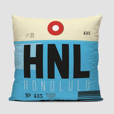 HNL Pillow Cover