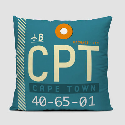 CPT Pillow Cover