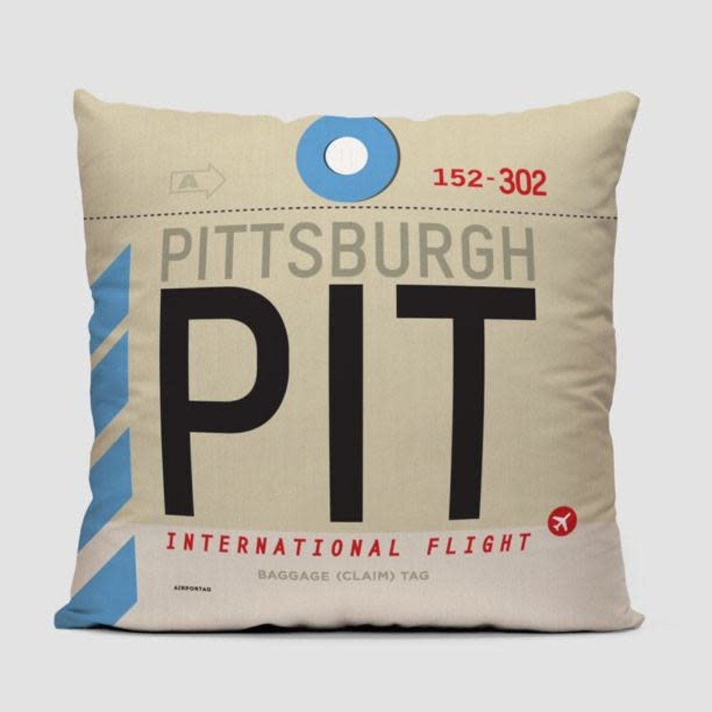PIT Pillow Cover